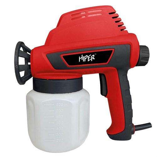 Краскопульт электрический HIPER HSG110A - фото 6017