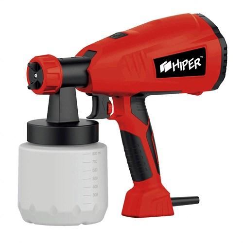 Краскопульт электрический HIPER HSG400A - фото 6020