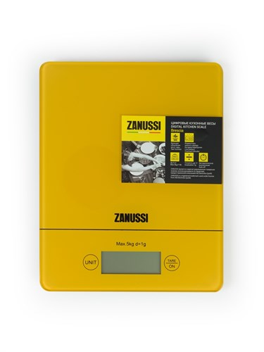Весы кухонные Zanussi Brescia - фото 6475